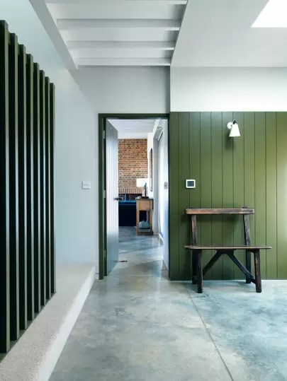 Wall panelling and cladding ideas  House  Garden