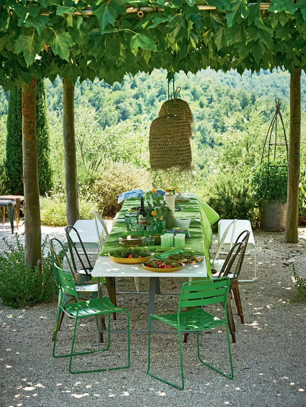 outdoor dining area ideas and design