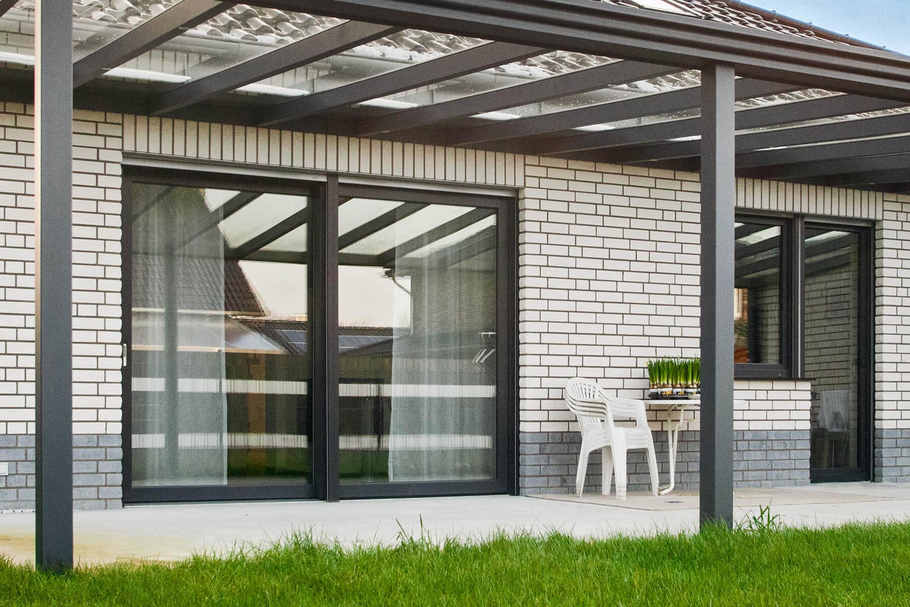 Terrassentüren & Schiebetüren HG RaumDesign GmbH