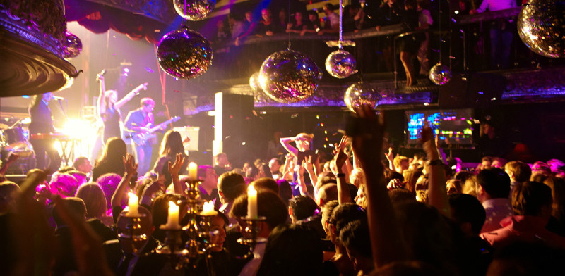 Night Moscow Best Clubs