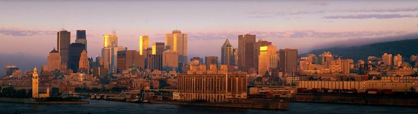 Habiter une métropole d'un pays développé : Montréal