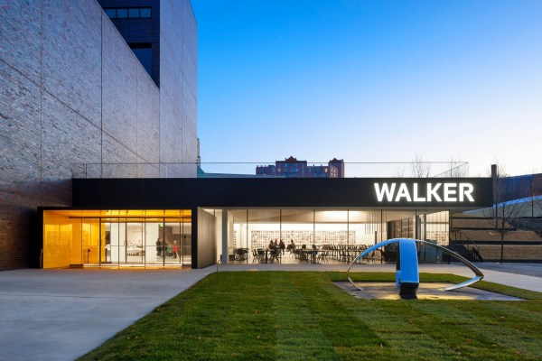 Walker Art Center Expansion Wins American Architecture Award - Hga