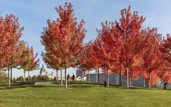 Walker Art Center Upper Garden Wins Asla Honor Award - Hga