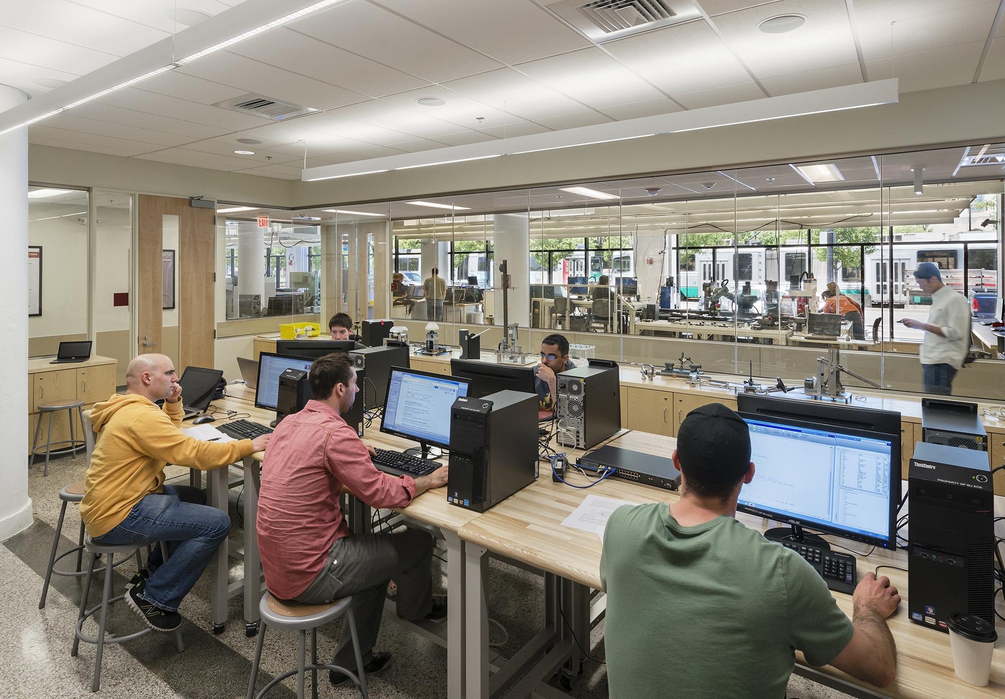 Boston University - Engineering Product Innovation Center - HGA