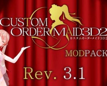 COM3D2 MOD/插件包/4K皮膚/ Modpack R3.1