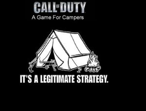 Campers In Video Games Hgaming