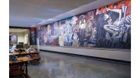 Orozco Room at the Baker Library | Haynes & Garthwaite ...