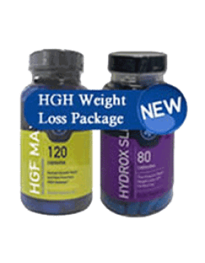 How HGH Weight Loss Package works?