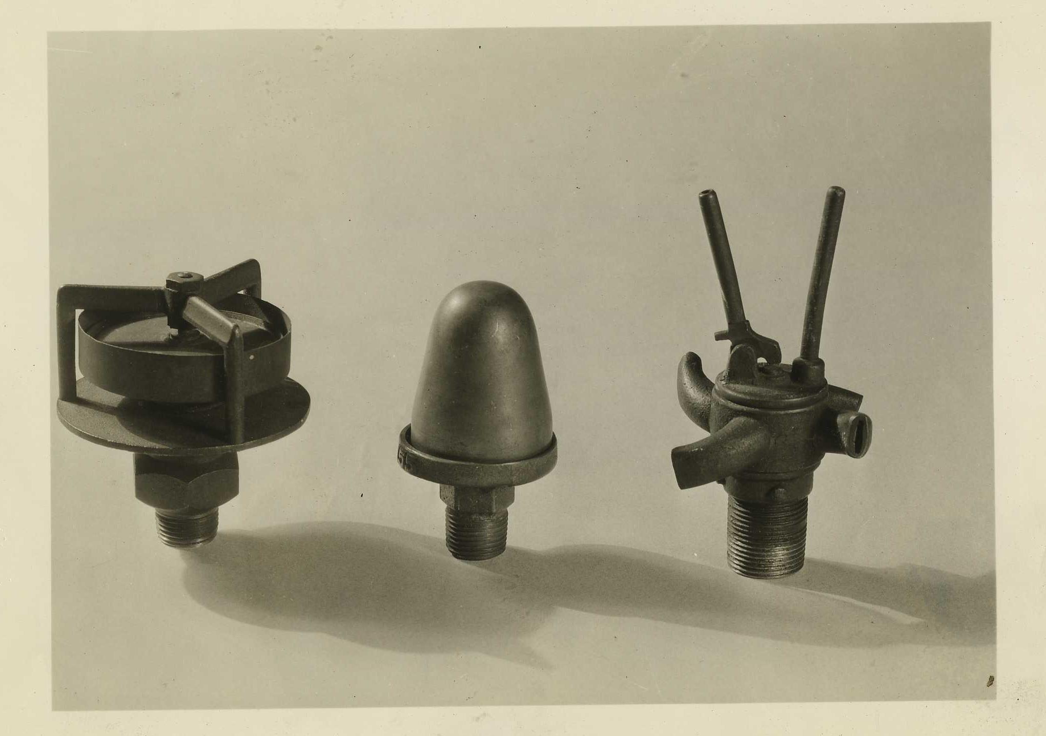 the history of sprinkler