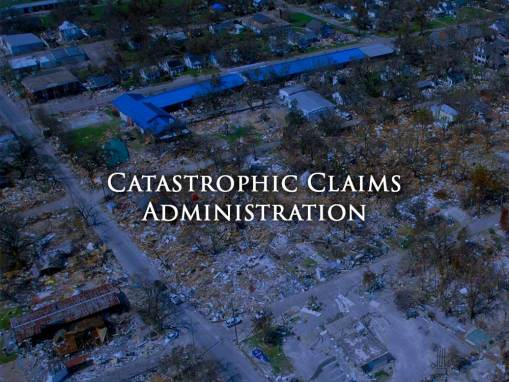 Catastrophic Claims Administration