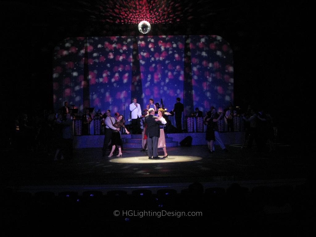 Last Night at the Stardust Ballroom  hglightingdesign