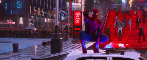The Amazing SpiderMan 2  hglightingdesign