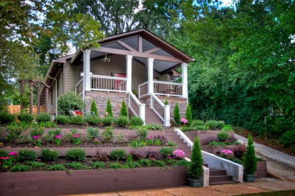 curb appeal tips pros