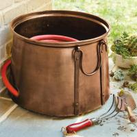 17 Garden Hose Storage Solutions