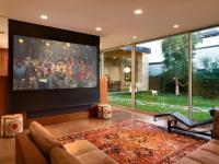 Learn How to Install a Media Room Projector Screen