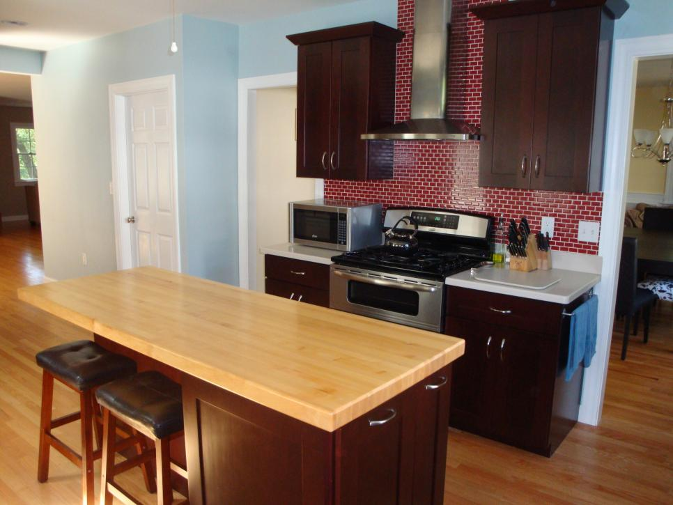 wood countertops kitchen pavestone outdoor and butcher block hgtv