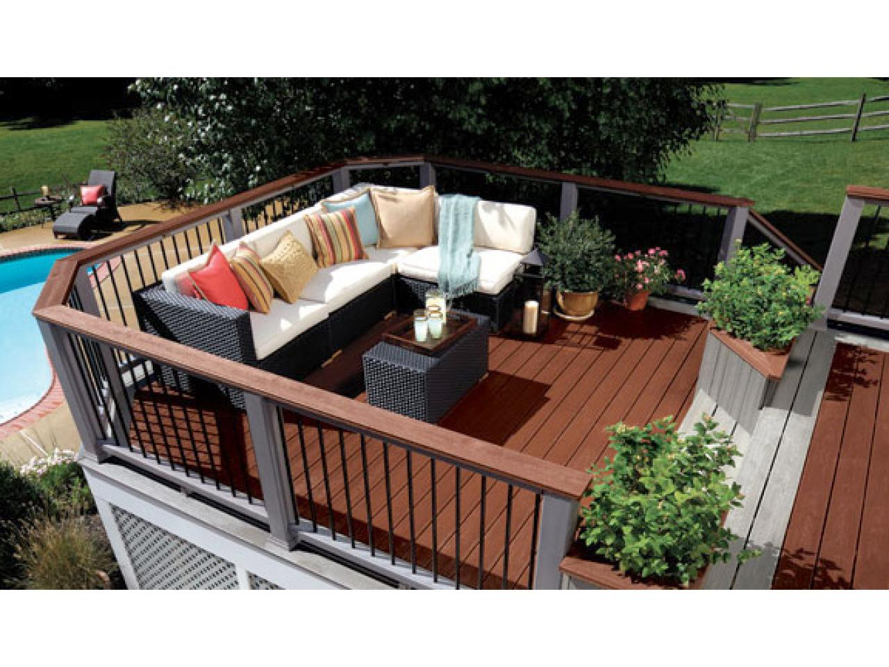 budgeting for a deck | hgtv