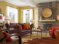 Design a Contemporary Living Room | Home Remodeling ...