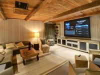 Media Room Design Ideas: Pictures, Options & Tips