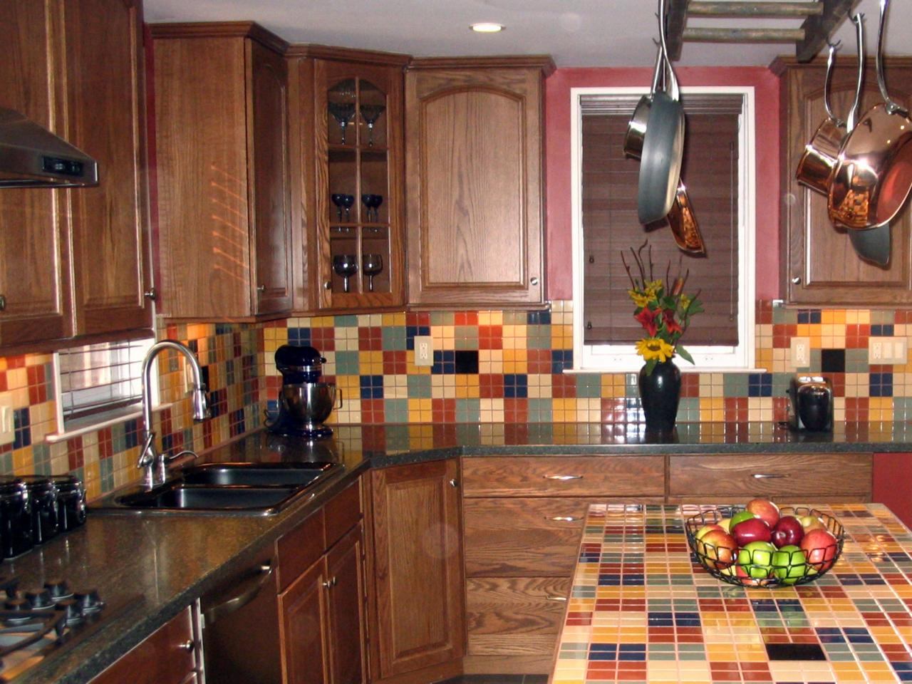 mexican backsplash tiles kitchen c ceramic tile backsplashes hgtv