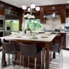 Eat In Kitchen Island Latest Design Cabinet Table Ideas And Options Hgtv Pictures Tables