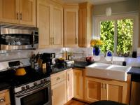 Kitchen Cabinet Refacing: Pictures, Options, Tips & Ideas