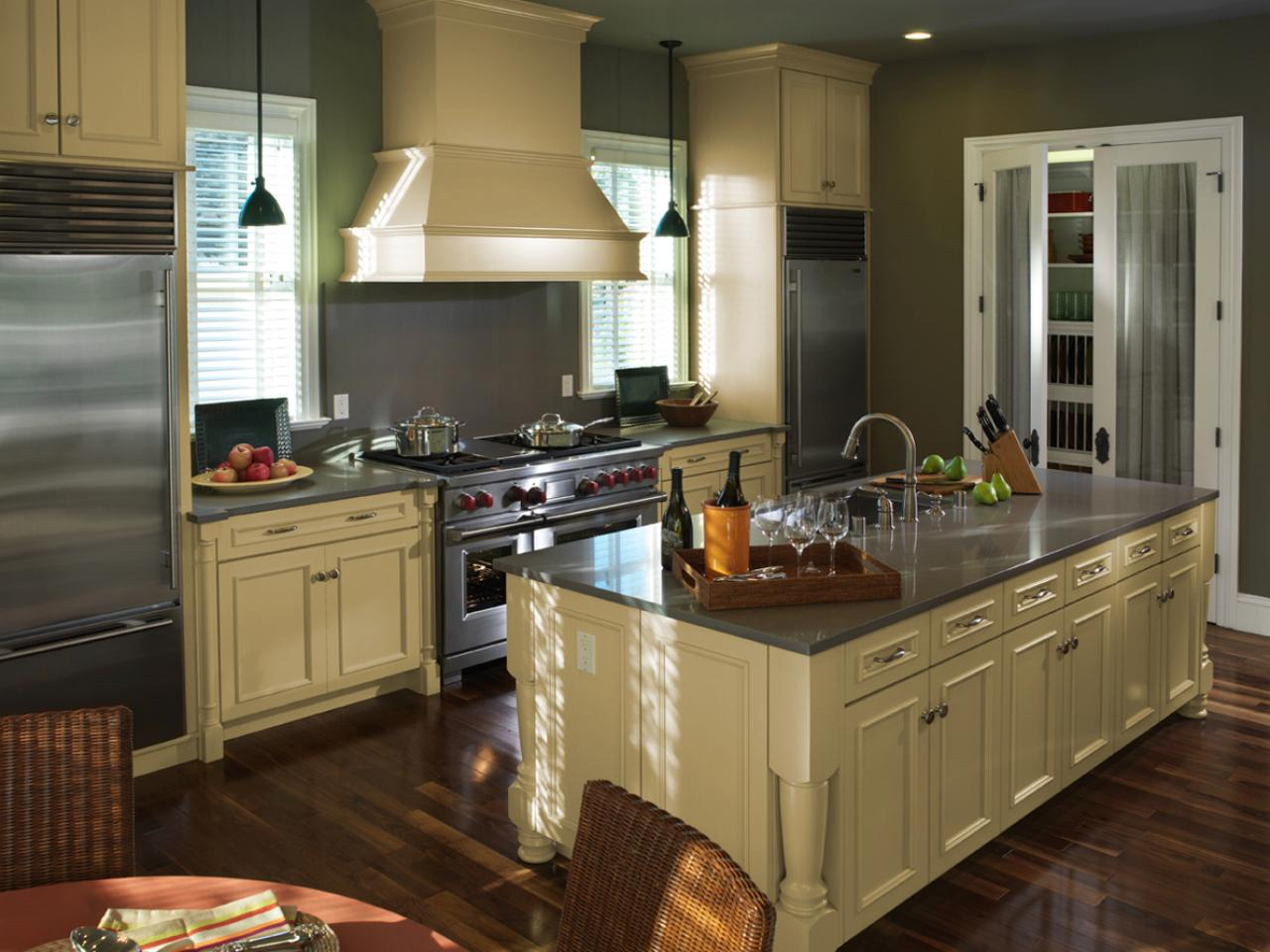 Painting Kitchen Cabinets Pictures Options Tips Ideas Hgtv