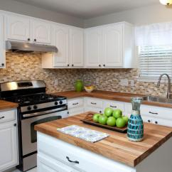 Wood Countertops Kitchen Anthony Bourdain Confidential Hgtv Shop This Look