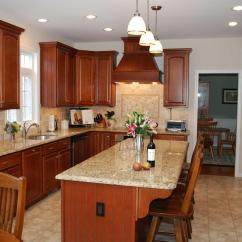 Marble Kitchen Counter Eurostyle Cabinets Granite Countertops Pictures And Ideas From Hgtv