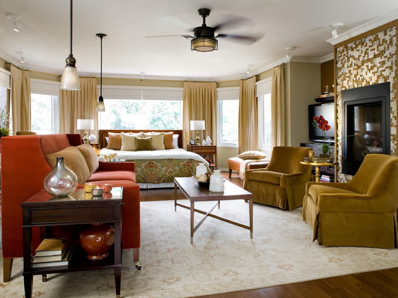 Best Colors for Master Bedrooms  Home Remodeling  Ideas for Basements Home Theaters  More  HGTV