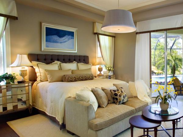 master bedroom decor Master Bedroom Paint Color Ideas | HGTV