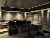 High-End Home Theaters: Pictures, Options, Tips & Ideas | HGTV