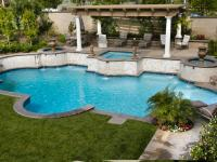 Mediterranean-Inspired Swimming Pools | Outdoor Spaces ...
