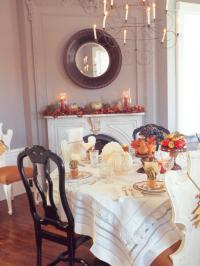 Traditional Thanksgiving Decorating Ideas