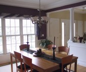 Living And Dining Room Color Schemes