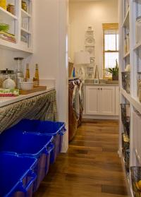 HGTV Green Home 2008: Pantry and Laundry Room | HGTV Green ...