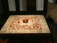 Mosaic Tile Tables