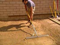 Laying Pavers for a Backyard Patio | HGTV