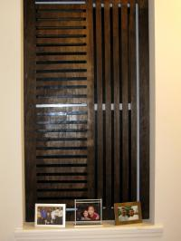 Weekend Projects: Create a Wooden Privacy Screen for a ...