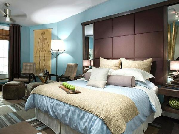 master bedroom decor Eco-Chic Master Bedroom | HGTV