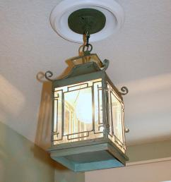 how to complete installation of pendant lantern [ 1280 x 960 Pixel ]