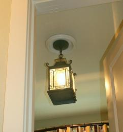 replace recessed light with a pendant fixture [ 1280 x 1707 Pixel ]