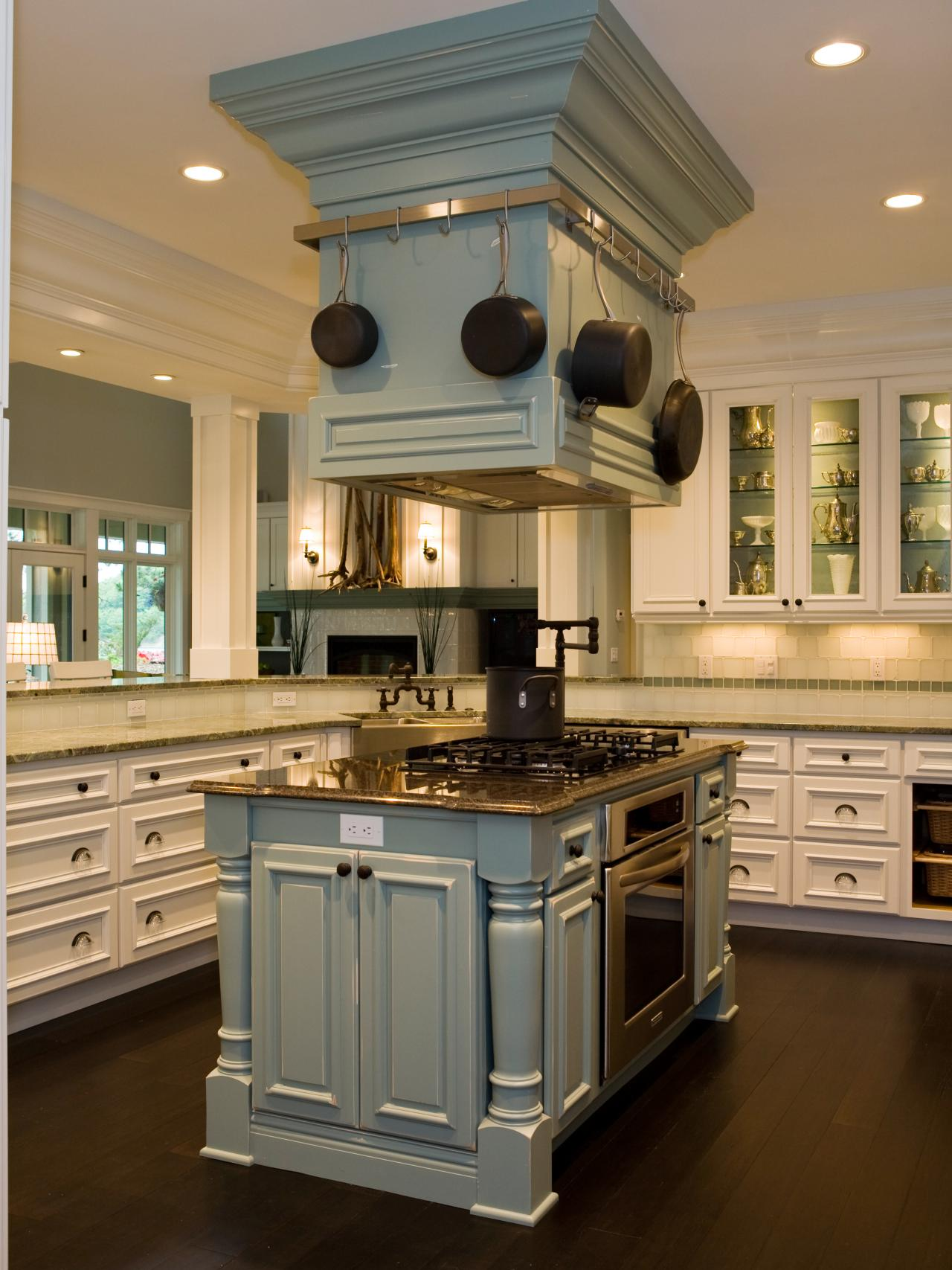 kitchen island with oven andersen windows photos hgtv