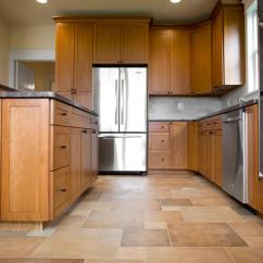 Kitchen Flooring Tiles Table Sets Target Choose The Best For Your Hgtv