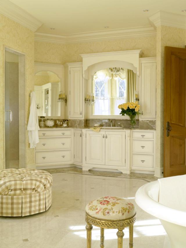 French Country Bathroom Design HGTV & Ideas