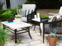 Accent Pillows for Outdoor Patio Furniture
