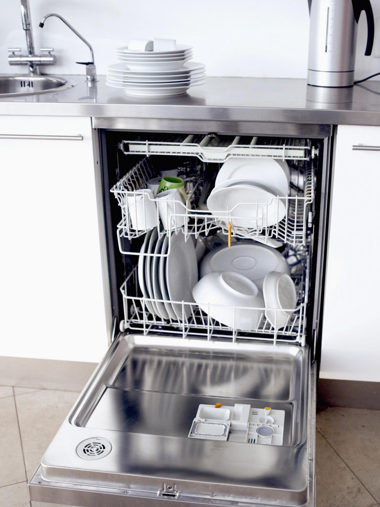 Wiring For New Dishwasher