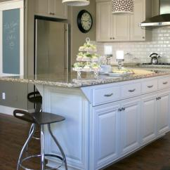 Colored Kitchen Islands Grey Cabinets For Sale Customize Your With A Painted Island Hgtv Neutral Transitional White