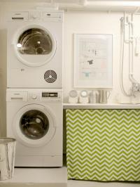 10 Chic Laundry Room Decorating Ideas