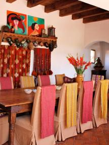 Mexican Style Decorating Ideas